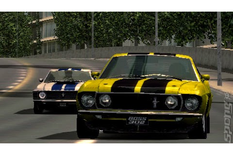 Ford Street Racing LA Duel PSP Racing Game | Psp Gamez Iso/Cso
