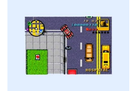 Grand Theft Auto | Game Boy Advance | Games | Nintendo