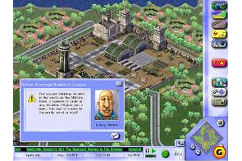 Simcity 3000 Full Free Download Game Pc Full Version ...