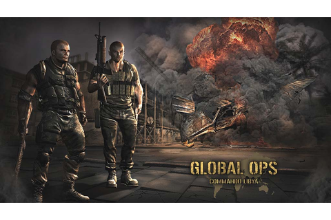 Global Ops: Commando Libya › Games-Guide