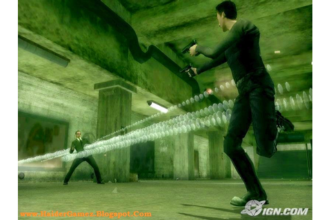 Enter The Matrix Path of Neo PC Game Free Download ...