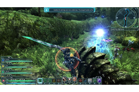 Phantasy Star Online 2 – First English server goes live in ...