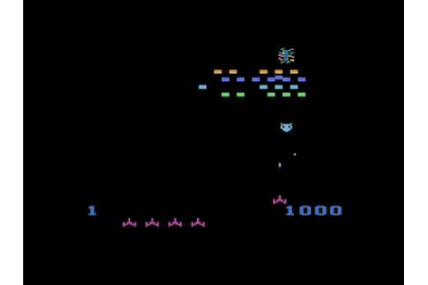 Communist Mutants from Space for the Atari 2600 - YouTube