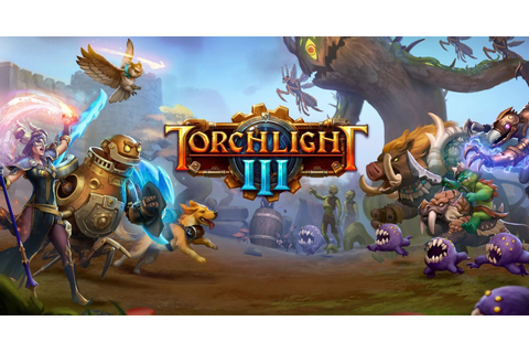 Torchlight 3 Coming To Nintendo Switch On October 22 ...