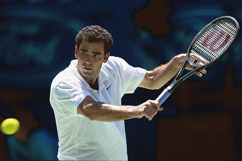 Pete Sampras | Tennis legends, Tennis, Tennis world