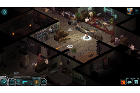 Save 75% on Shadowrun Returns on Steam
