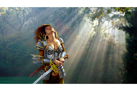 video Games, Neverwinter Nights, Cleavage Wallpapers HD ...