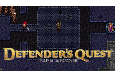 Is this Game any Good?: Defenders Quest - YouTube