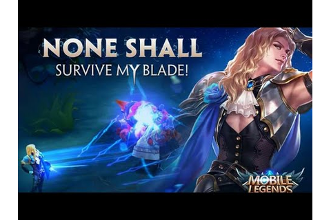 NEW LANCELOT Official Movie | Lancelot Kill all ML Hero ...