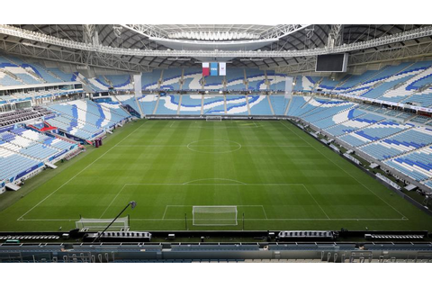Qatar World Cup stadium opens to fanfare | SuperSport