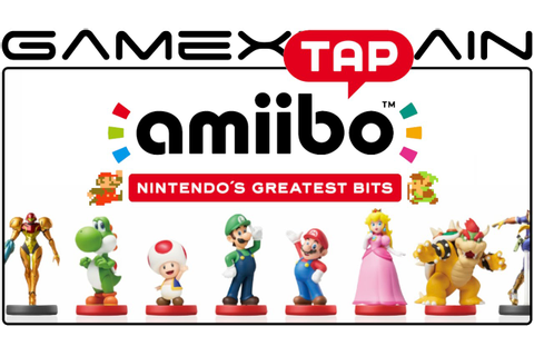 amiibo Tap: Nintendo's Greatest Bits - Game & Watch - YouTube
