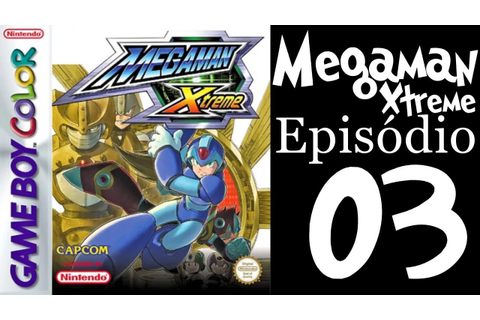 Megaman Xtreme 2 - Episódio 3 - swordlunge - YouTube