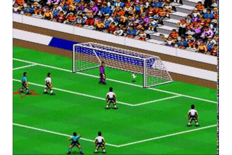 FIFA International Soccer(SNES) Gameplay - YouTube