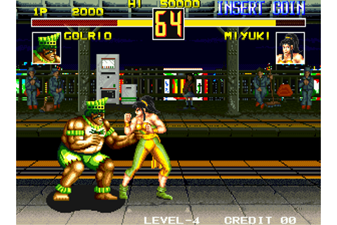 Fight Fever - Download - ROMs - NeoGeo (NG)