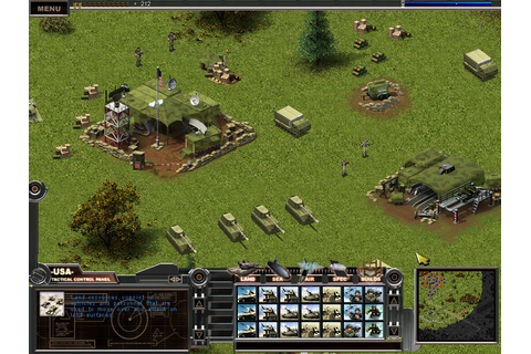 Demos: PC: Real War: Rogue States Demo | MegaGames