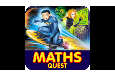 Eureka Multimedia - Kid's Maths Quest Soundtrack - YouTube