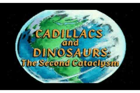Скриншоты Cadillacs and Dinosaurs: The Second Cataclysm на ...