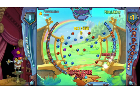 Peggle 2 Xbox 360 launch trailer - YouTube