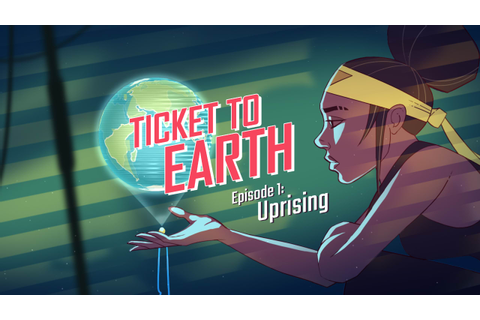 Ticket to Earth - Steam Launch Trailer | pressakey.com