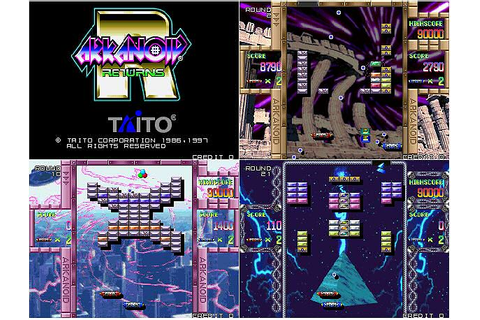 Arkanoid Returns