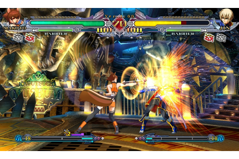 BlazBlue: Continuum Shift | Video Game Bot