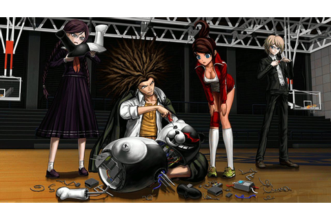 [PS Vita] Danganronpa: Trigger Happy Havoc - Chapter 5 ...