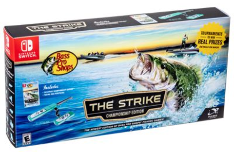 Bass Pro Shops The Strike Championship Edition Fishing ...