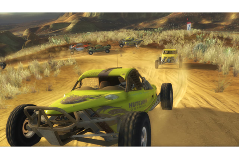 Baja : Edge of Control - Jeu Xbox 360