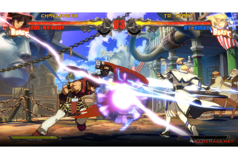 Guilty Gear XRD Free Download - Game Maza