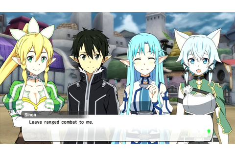 Sword Art Online: Lost Song Review | Sword Art Online ...