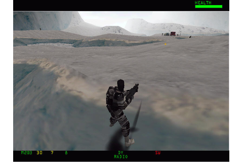 GameOver - Spec Ops 2: US Army Green Berets (c) Ripcord Games