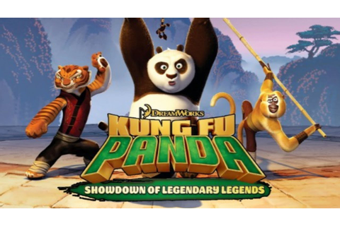 Kung Fu Panda Showdown of Legendary Legends Gameplay [PC ...