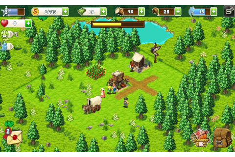 The Oregon Trail: Settler – Games for Android 2018 – Free ...