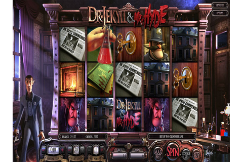 Play Dr Jekyll & Mr Hyde Video Slot Free at Videoslots.com