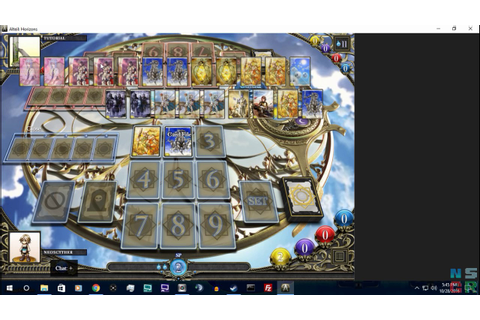 Digital Card Games #1: Alteil Horizons - YouTube