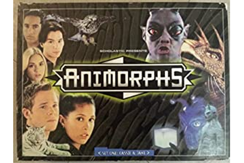 Amazon.com: Animorphs Set One: Cassie & Jake Customizable ...
