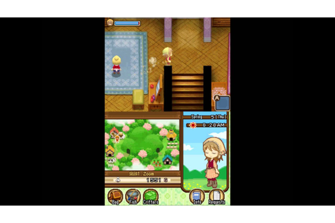 [VG] Harvest Moon: Tale of Two Towns Gameplay - Tending to ...
