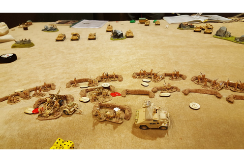 sediment's wargame blog: A couple of games of Battlegroup ...
