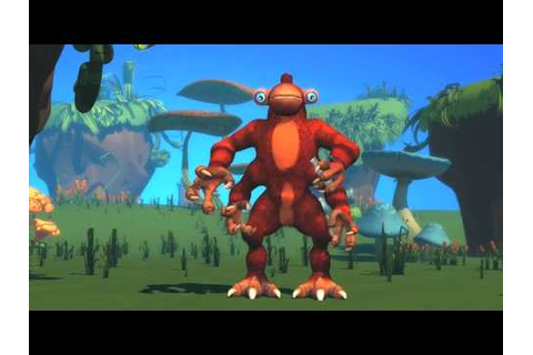 Spore Hero and Hero Arena video games on Nintendo Wii and ...