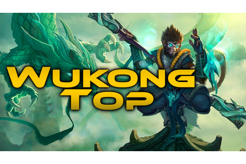 League of Legends - Jade Dragon Wukong Top - Full Game ...