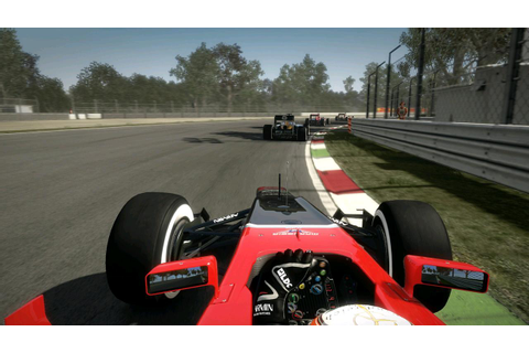 F1 2012 game 3 | The Reticule