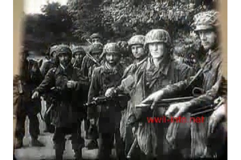 "WWII Battles ""Battle of Normandy (FIghting in hedge Groves ..."