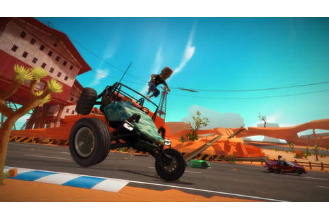 Console Gaming: Kinect Joy Ride Game Review