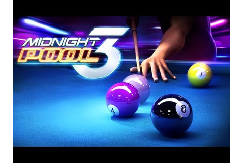 Midnight Pool 3 - Mobile Game Trailer - YouTube