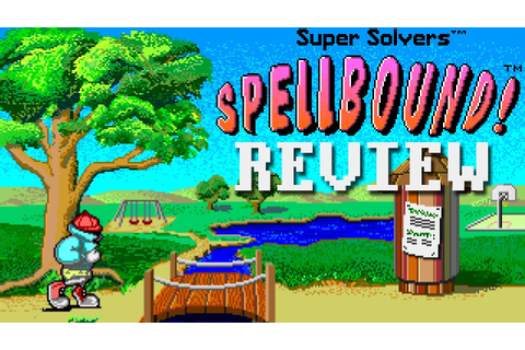 LGR - Super Solvers Spellbound! - DOS PC Game Review - YouTube