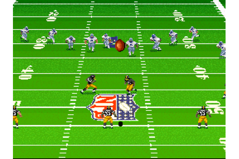 Madden NFL 97 Screenshots | GameFabrique