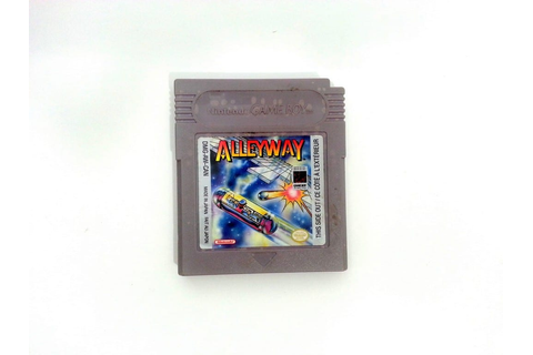 Alleyway game for GameBoy (Loose) | The Game Guy