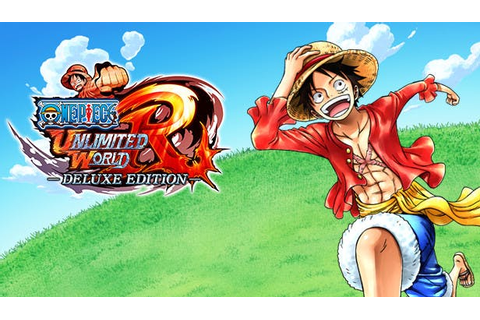 Buy One Piece: Unlimited World Red - Deluxe Edition from ...