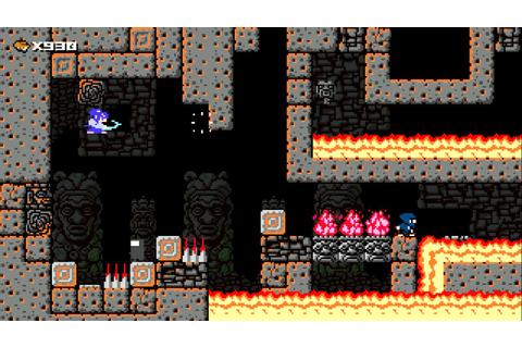 1001 Spikes (Wii U eShop) Game Profile | News, Reviews ...