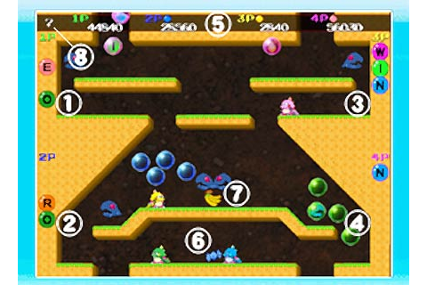 Bubble Bobble Plus! and Rainbow Islands: Towering ...